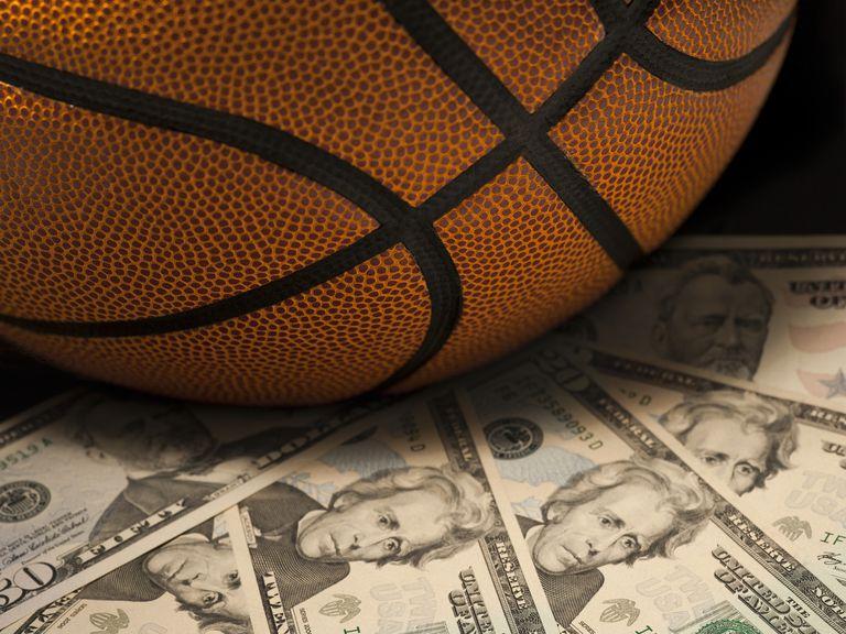 Basketball sports gambling