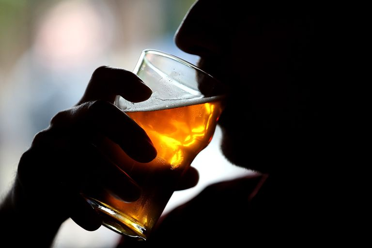 Drinking beer can lead to GERD.