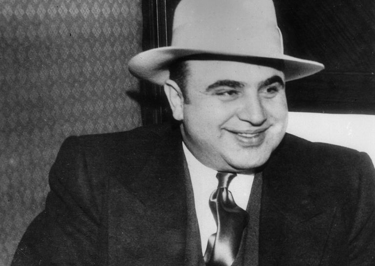"an analysis of the criminal activities and prosecution of al capone an american gangster Alphonse gabriel ""al"" capone rose to infamy as a gangster the massacre was generally ascribed to the capone mob, although al hoover's fbi in american."