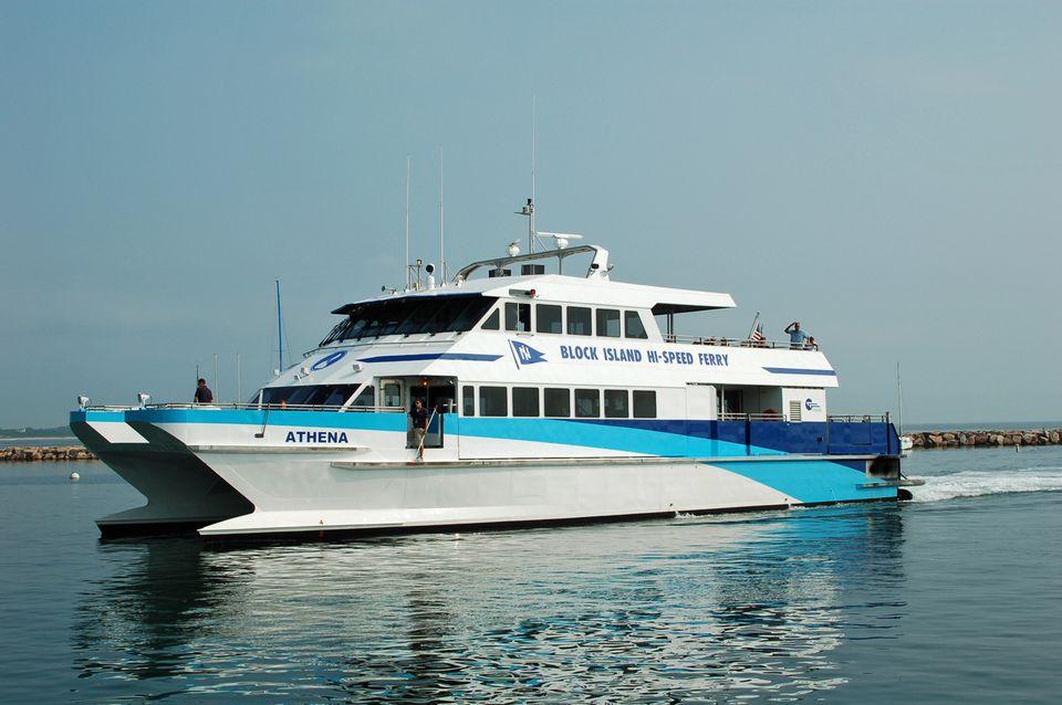 Block Island Hi-Speed Ferry