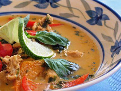 Lime Leaf Curry