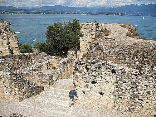 Supposed Villa of Catullus, Sirmione, Lake Garda