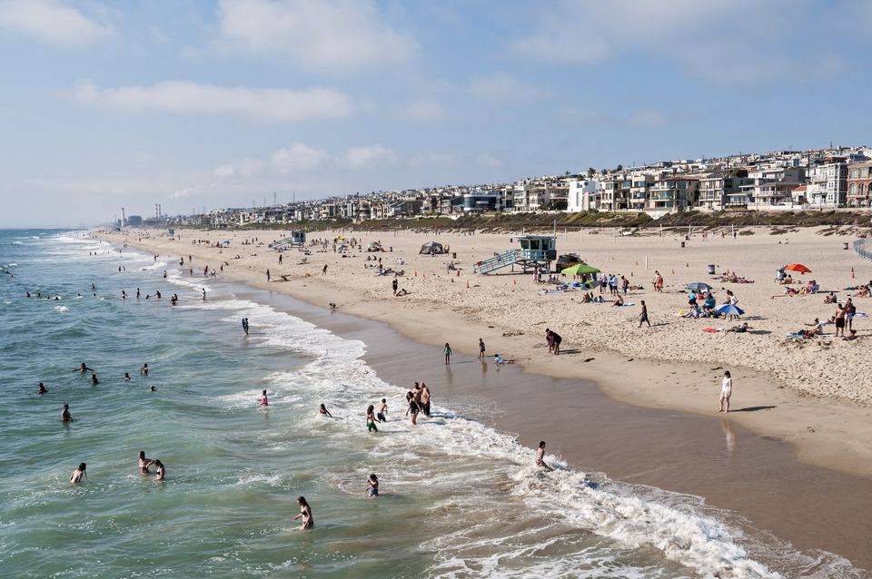 Beach Towns North Of Los Angeles