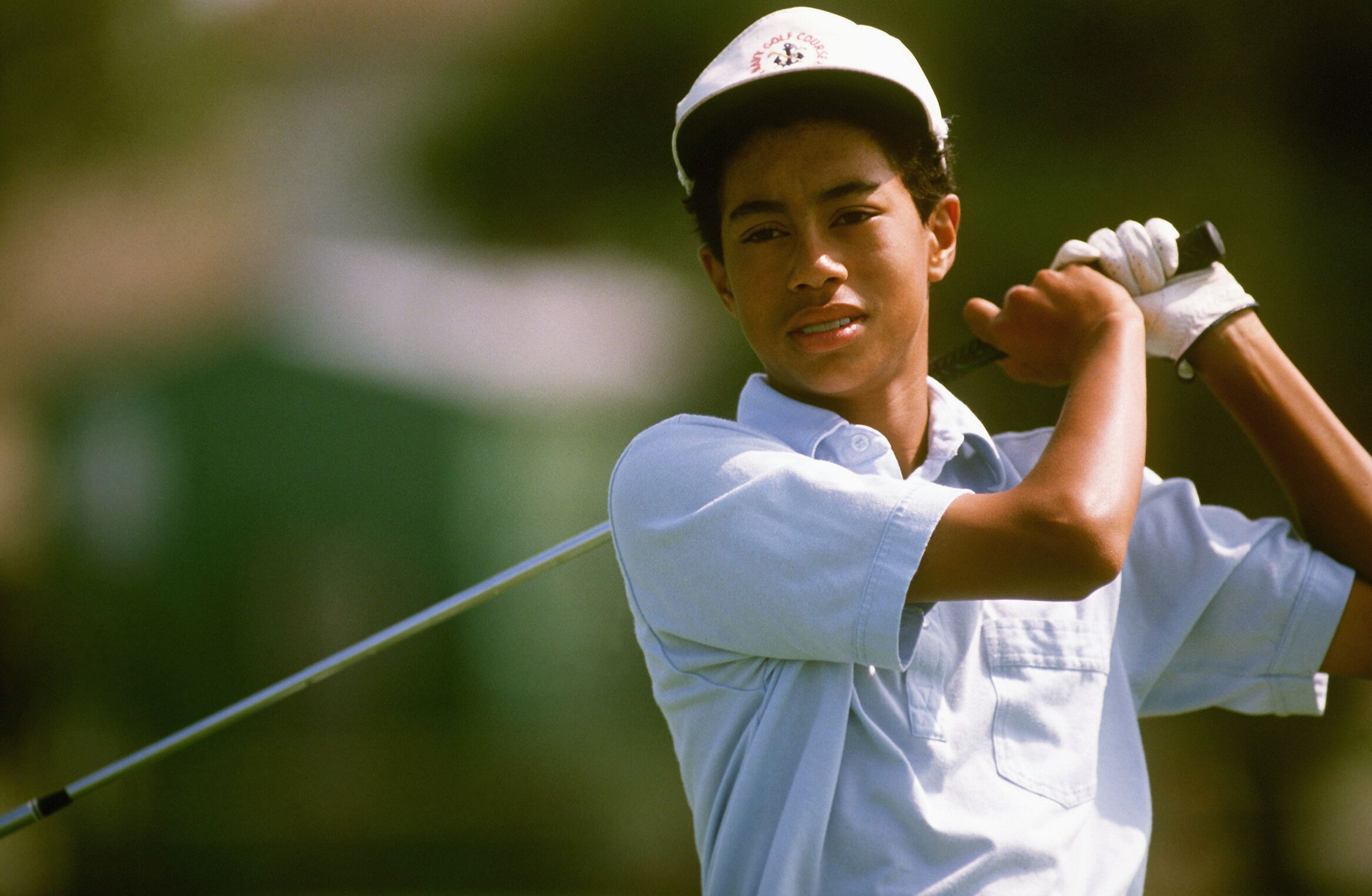 How Old Was Tiger Woods When He Became Scratch Golfer