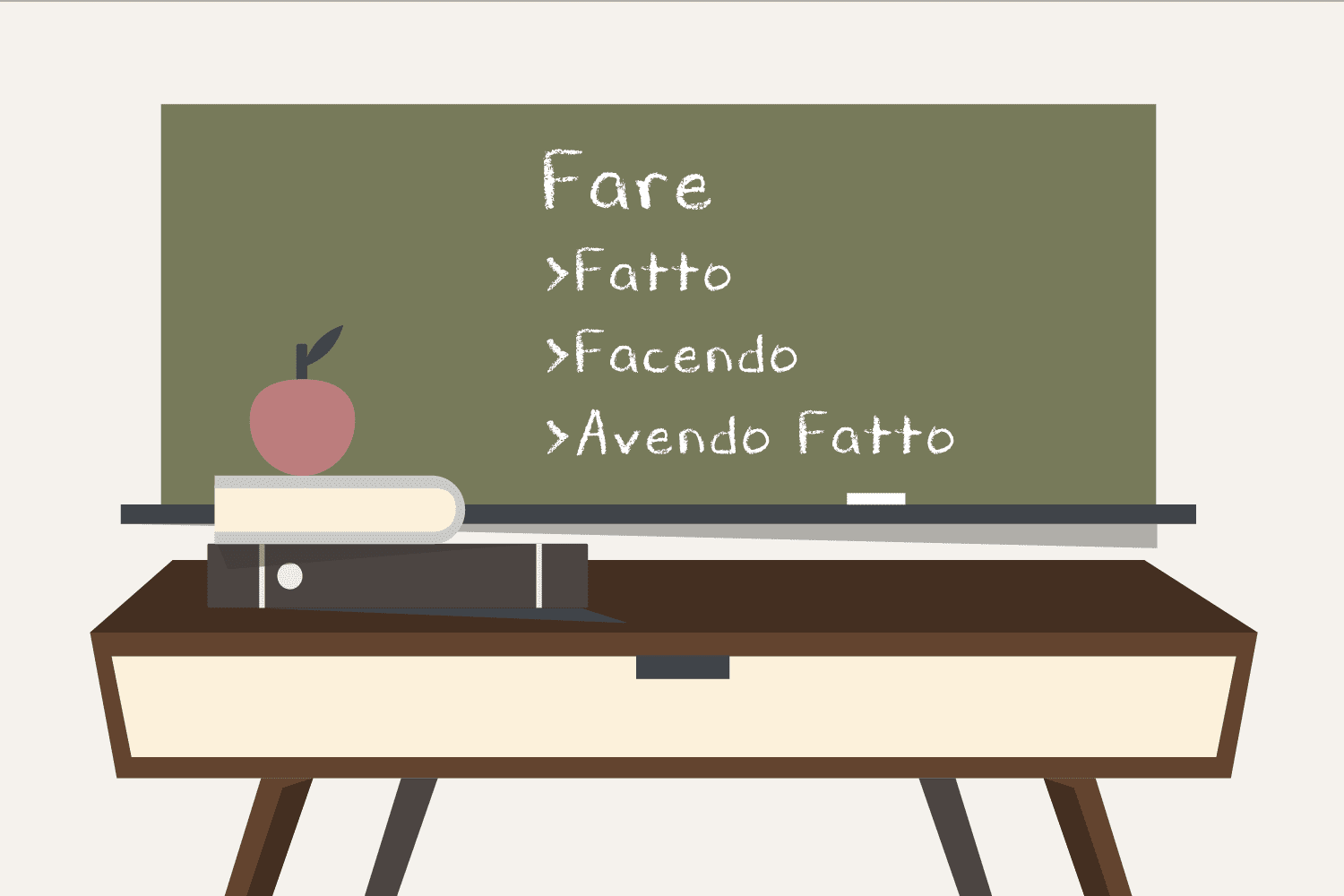 "English In Italian: How To Conjugate The Verb ""Fare"" In Italian"