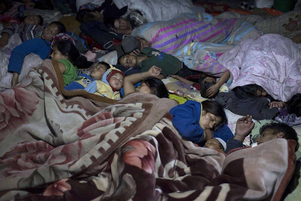 2015 Nepal Earthquake Victims