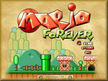Download super mario 3 mario forever free