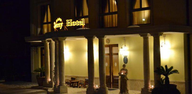 seccy hotel rome