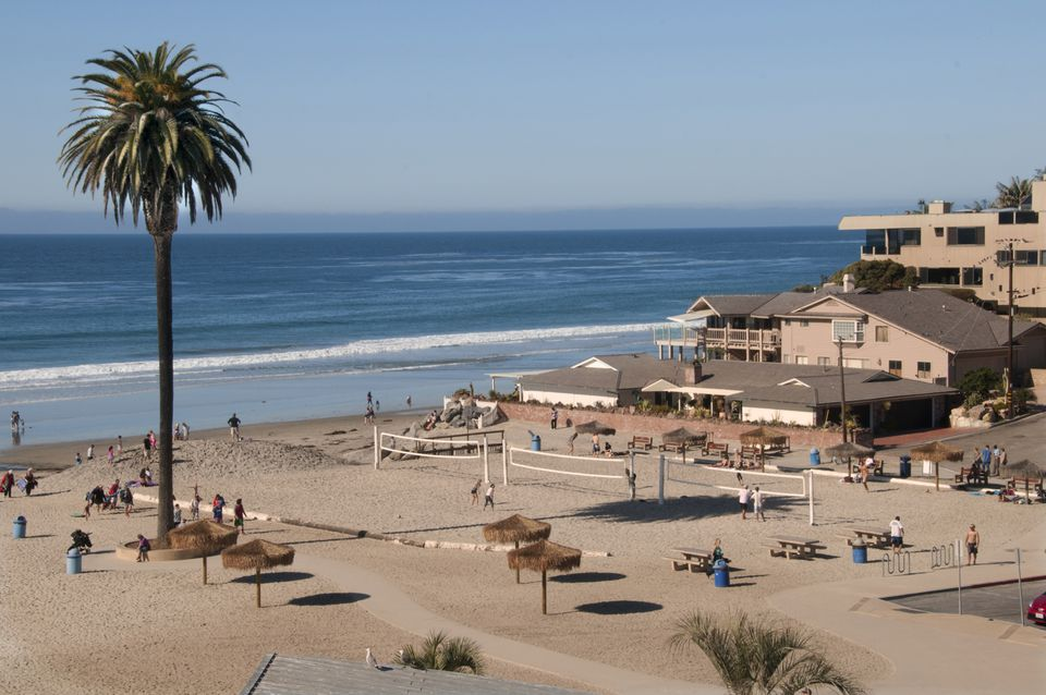 Coastal Suburbs of San Diego