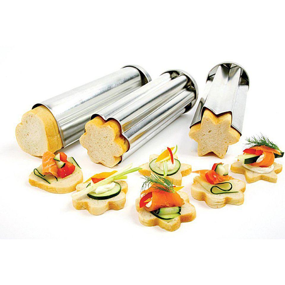 Pampered Chef Baking Tubes