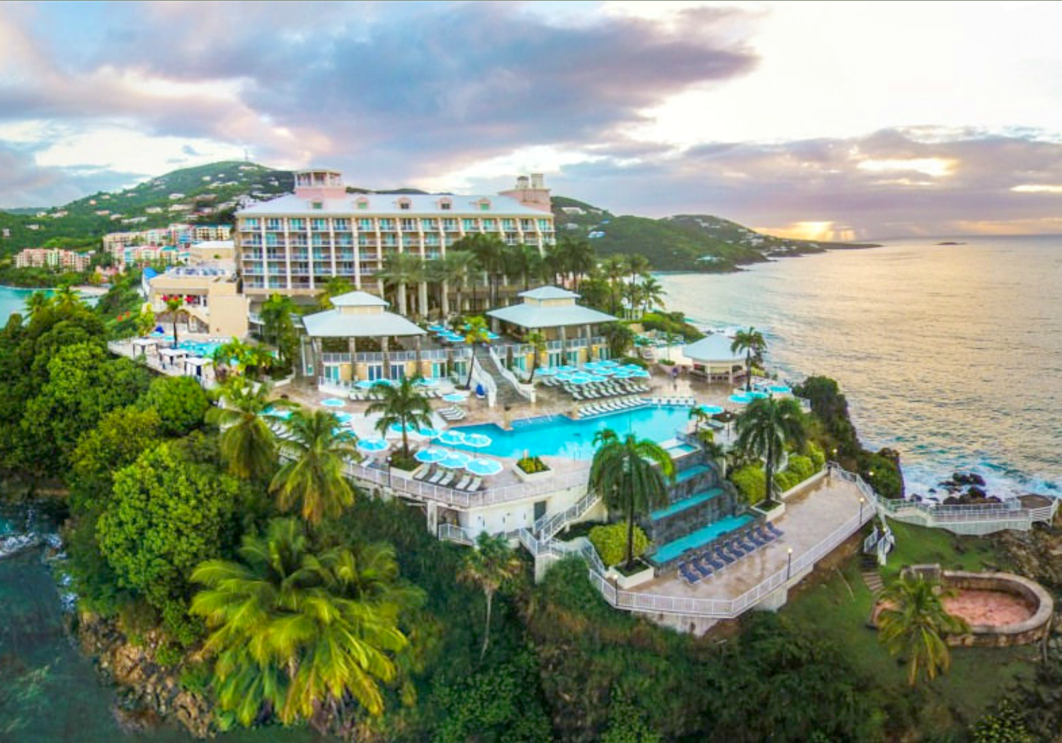 Review Frenchman S Reef Resort On St Thomas Usvi