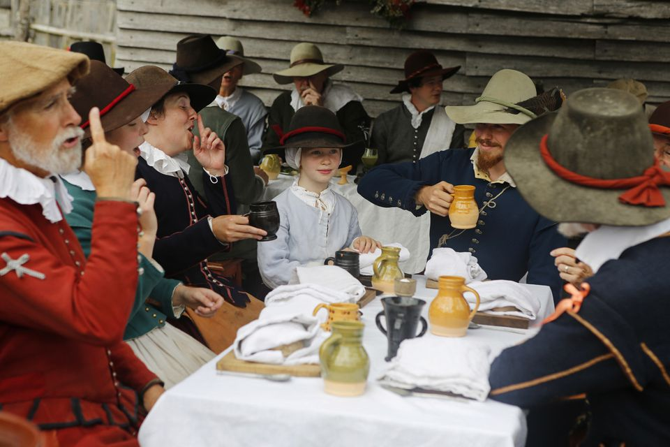 Plimoth Plantation Dining