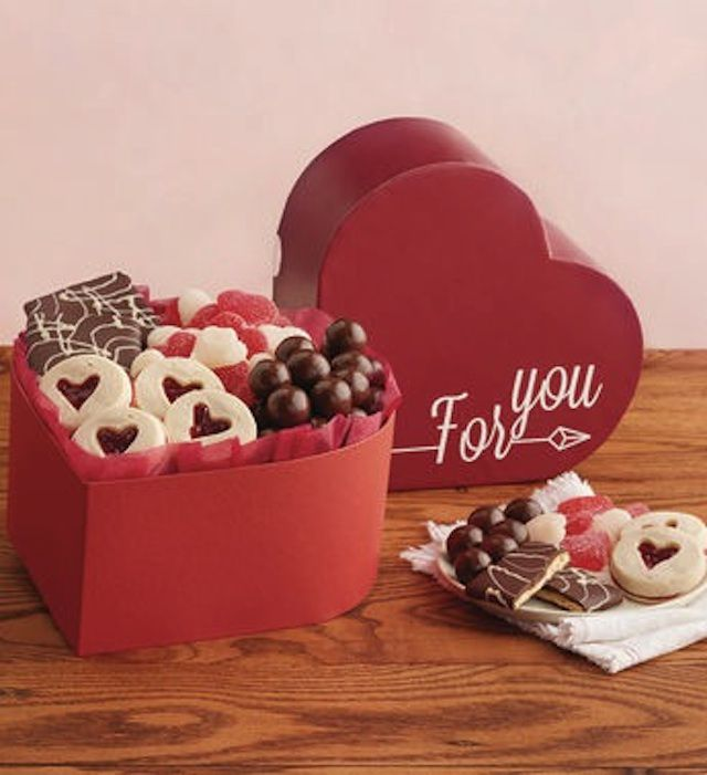 valentines day sweets box - Valentines Sweets