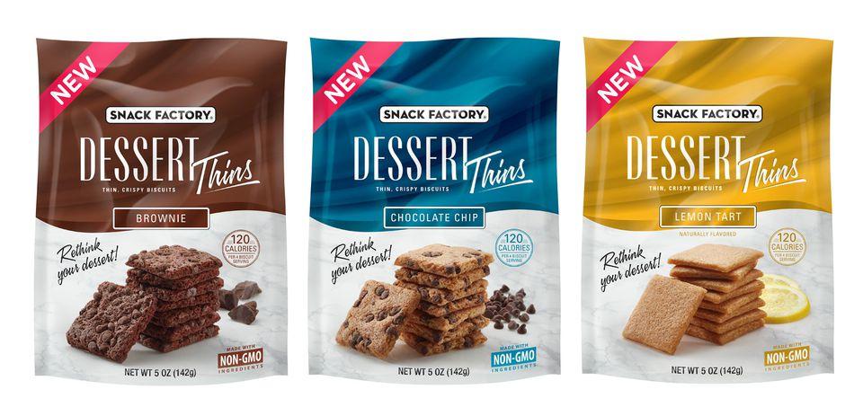 Snack Factory Dessert Thins