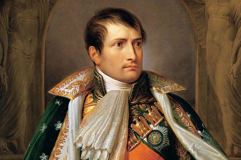 Emperor Napoleon I. Bonaparte of France