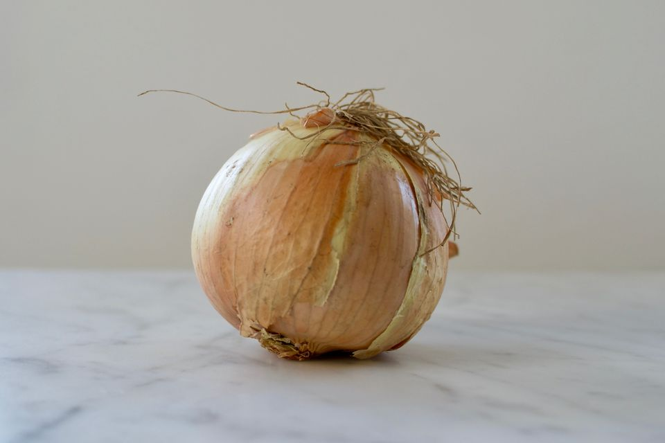 Onion Ready to Chop