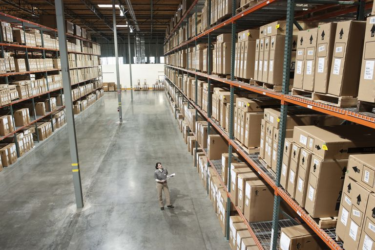Small Business Inventory