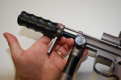 Paintball gun trigger