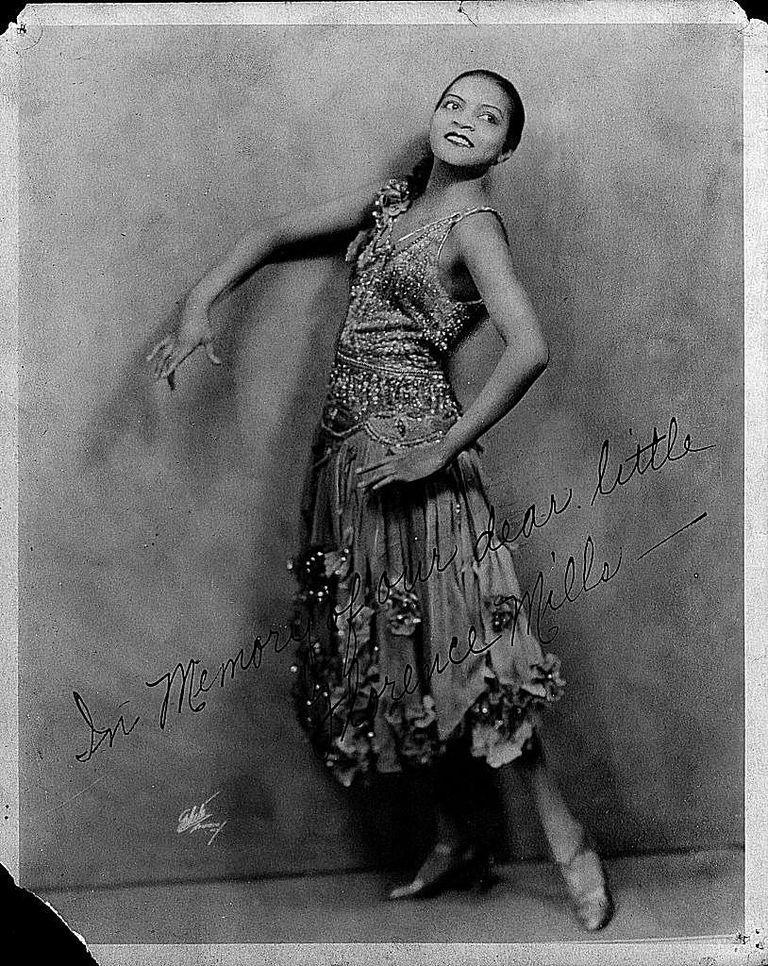 Florence Mills, 1920