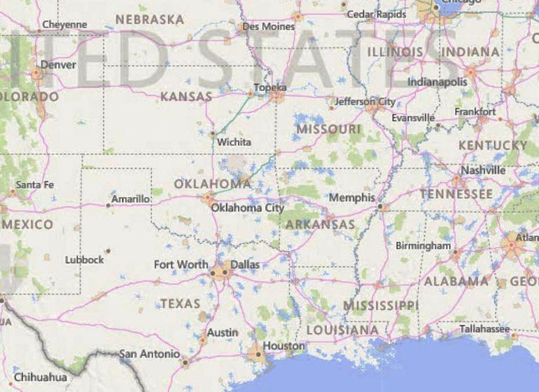 USDA Home Loan Areas