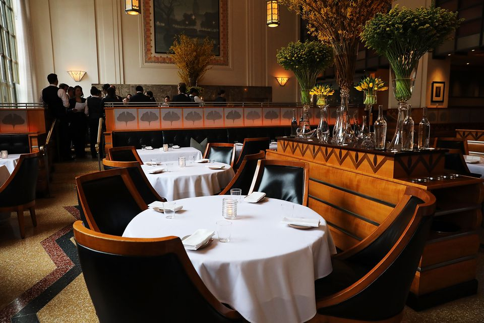 Eleven Madison Park in New York