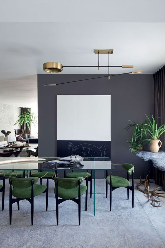 . 25 Beautiful Dining Rooms