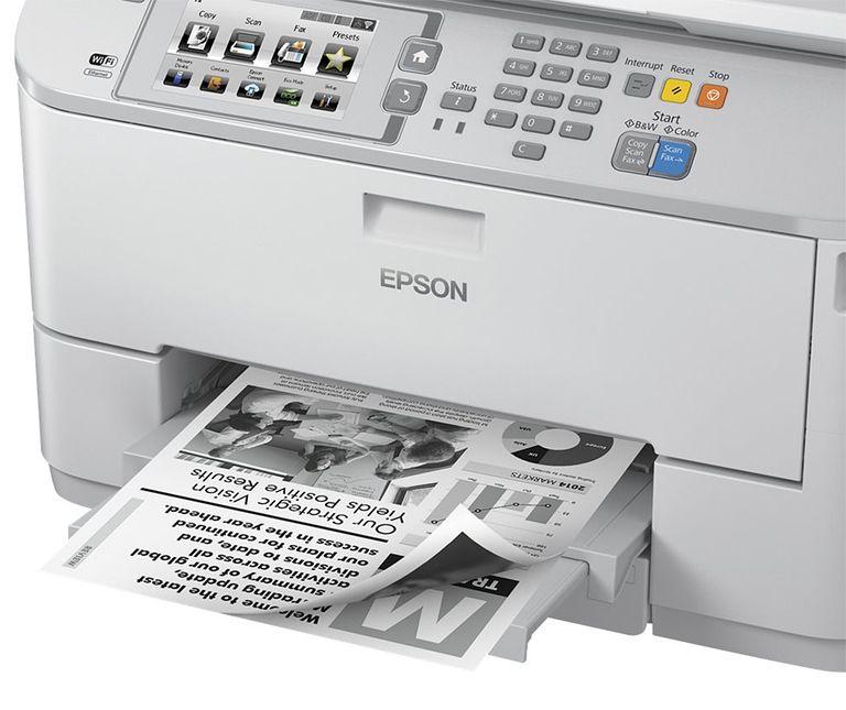 Epson WorkForce Pro Multifunction Monochrome Printer