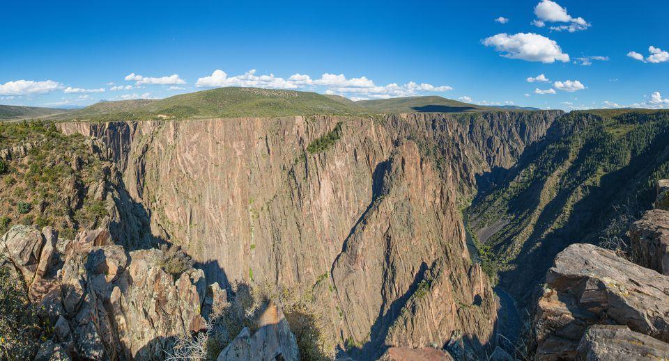 Colorado's Black Canyon.