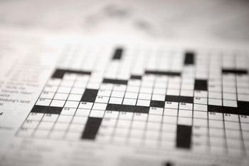 Everything You Ever Wanted To Know About Crossword Puzzles