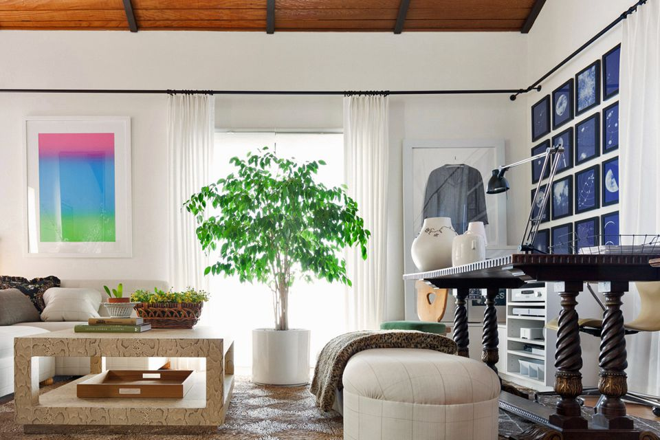 home office living room. elegant home office in living room castro district 27 Surprisingly Stylish Small Home Office Ideas