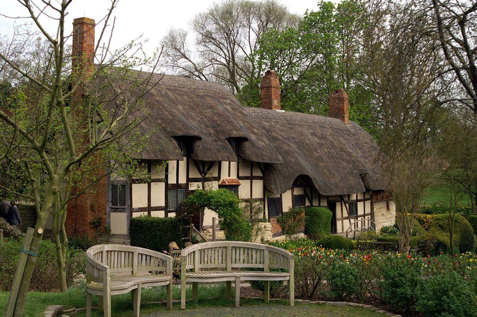 Shakespears Birthplace Anne Hathoways Cottage And Startford Upon Avon Tour