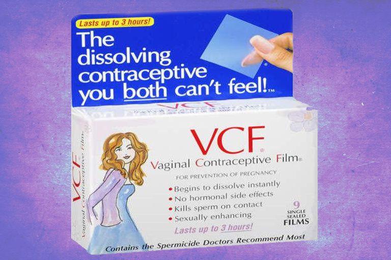 Vaginal Contraceptive Film (VCF)
