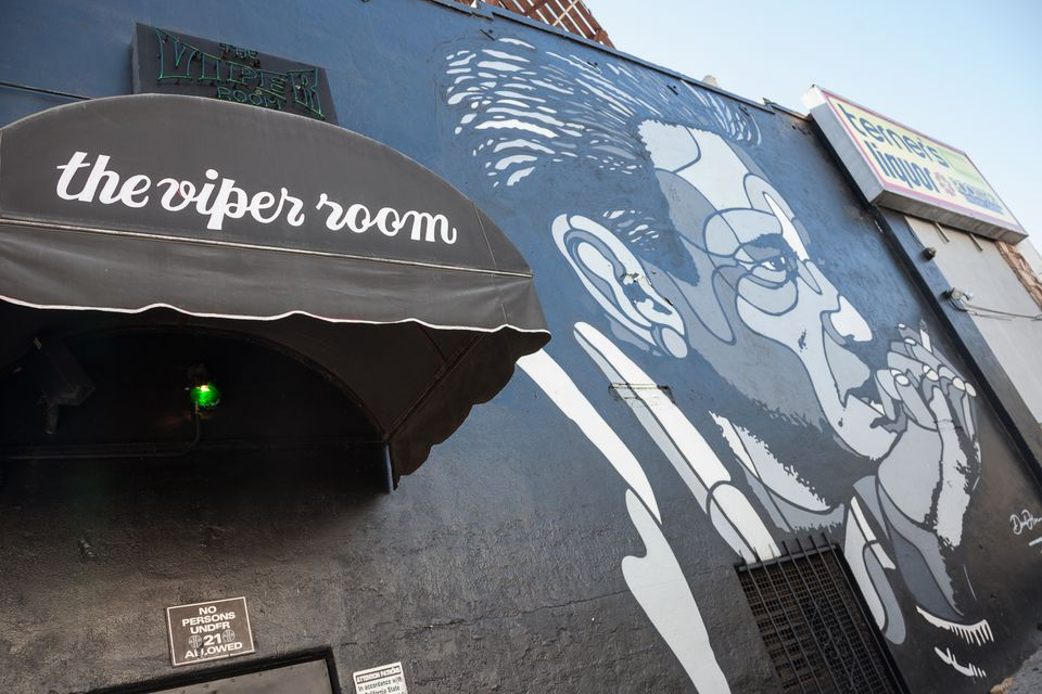 The Viper Room on the Sunset Strip