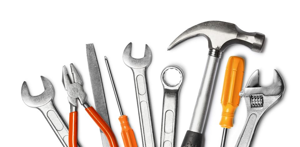 Organize Your Tools