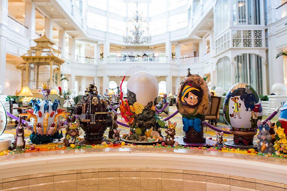 Disneyworld Easter