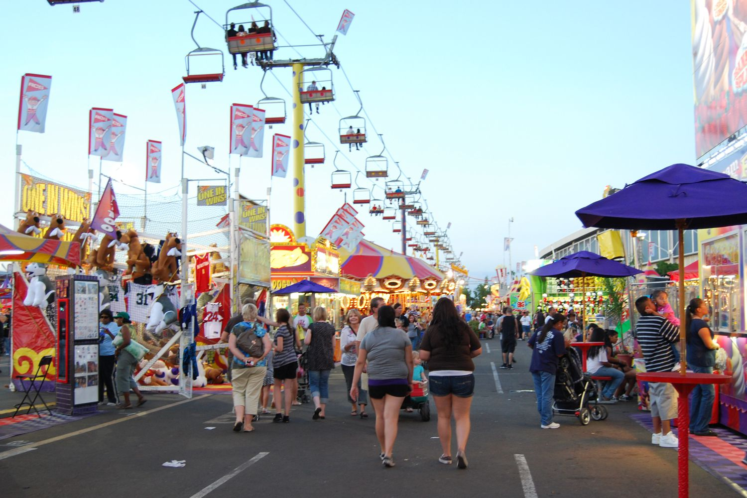 Az state fair dates in Australia