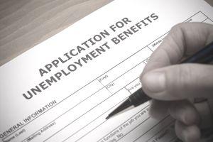 unemployment application form