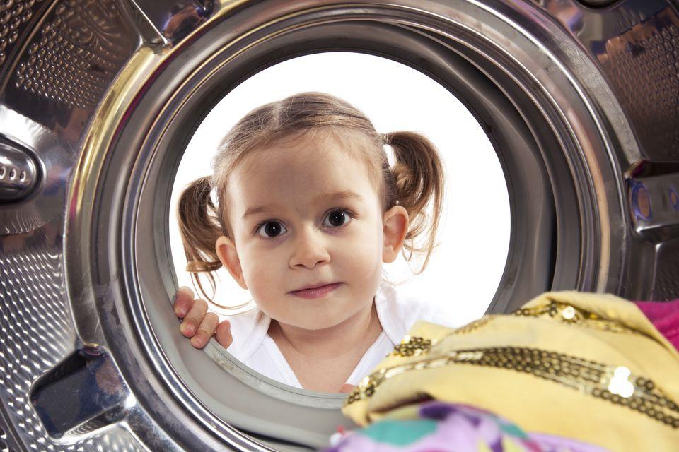 Kid laundry