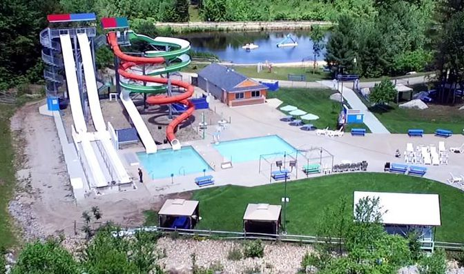 Candia Springs New Hampshire water park