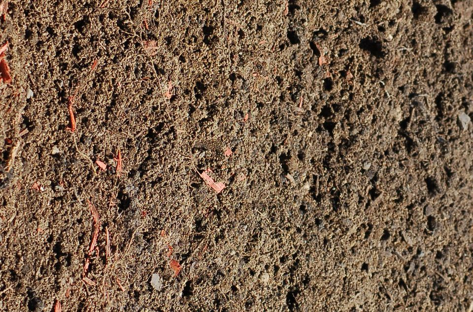 Image of a friable soil.