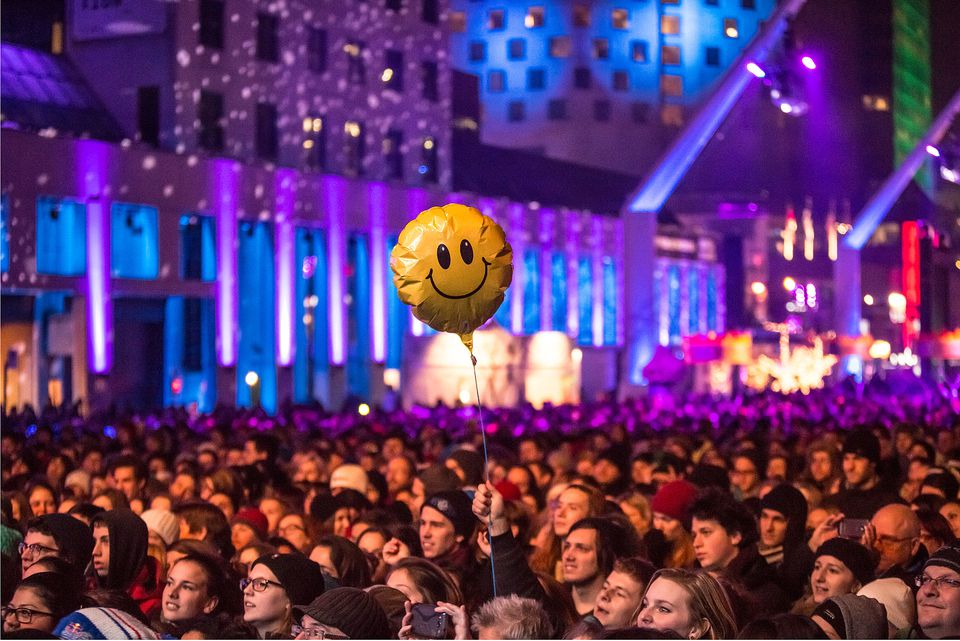 Montréal en Lumière 2017 is Montreal's festival of lights, one of the city's higher profile annual events.