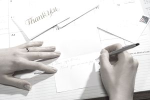 There's more to a donation thank you letter than just saying thanks. They also affect tax deductions.