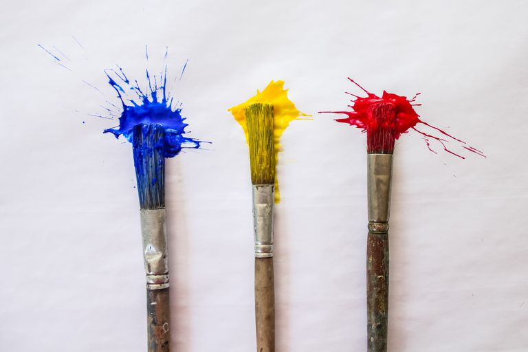 What You Need To Know About Color Theory For Painting