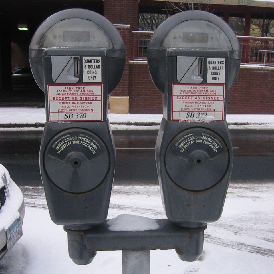 St. Paul Parking Meters