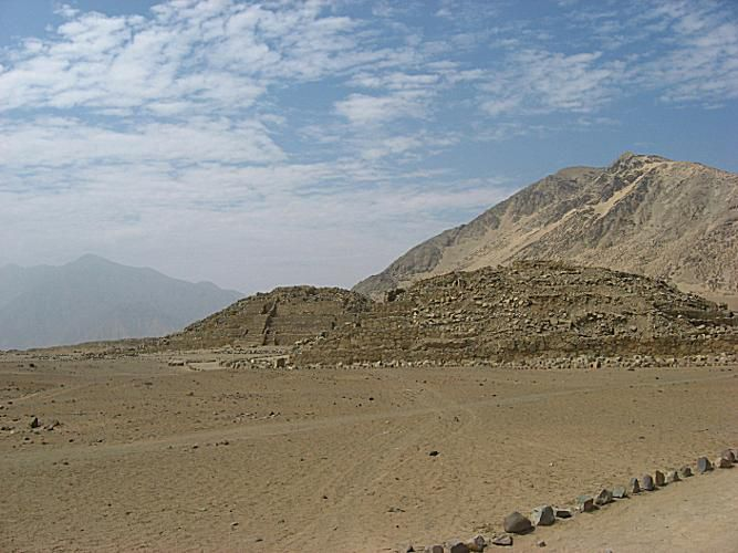 Platform Mounds at Caral