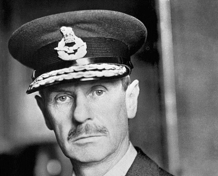 Sir Hugh Dowding, RAF