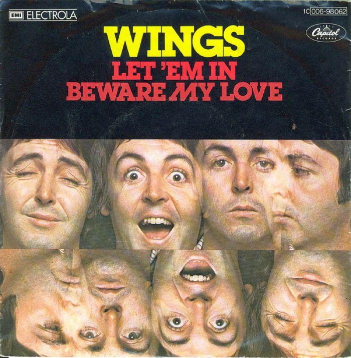 Wings Let 'Em In