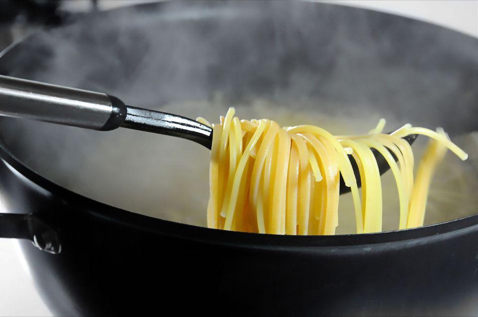 Al Dente Spaghetti