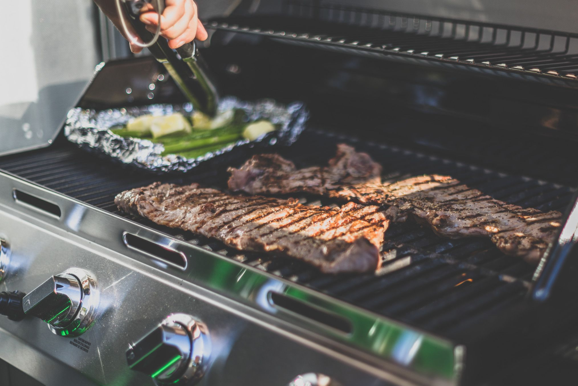 how to clean your bbq gas grill