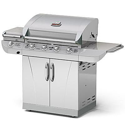 Char-Broil Commercial Series Quantum Gas Grill (Model# 463248208)